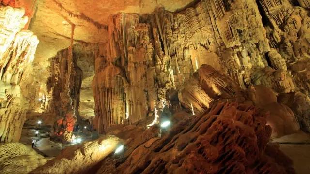 织金洞――亿万年的等待只为看你一眼