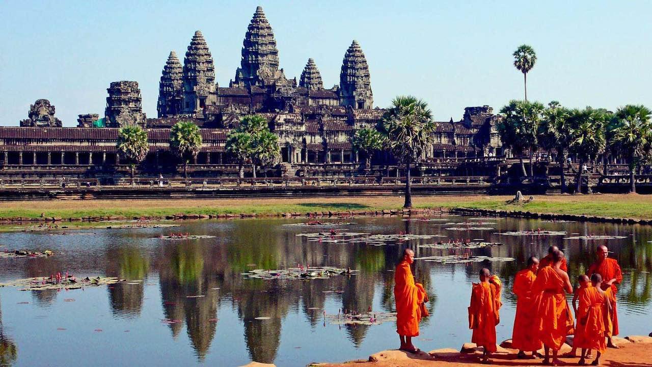 """目前,传统的柬埔寨旅游市场多为""""吴哥 金边""""或""""越南 柬埔寨"""",本次"""