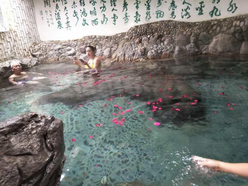 枫香温泉推出新年回馈活动