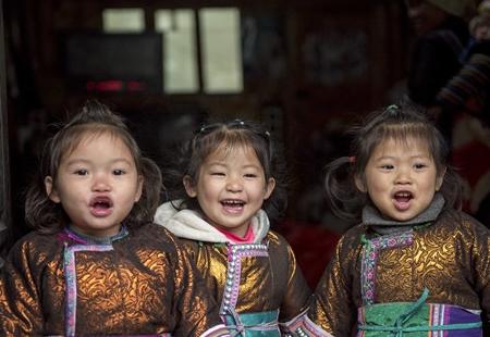 贵州从江:侗族大歌传承从娃娃抓起