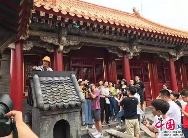 200余年历史沈阳故宫太庙完成修缮并开放展览